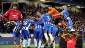Brighton & Hove Albion - Man United 1-0: Quỷ đỏ bất ngờ bại trận
