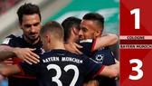 FC Cologne - Bayern Munich 1-3: Hùm xám lại thắng đậm