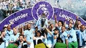 Man City - Huddersfield 0-0: Man xanh chính thức đăng quang