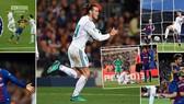Barcelona - Real Madrid 2-2: Messi-Ronaldo, Suarez-Bale kỳ phùng địch thủ