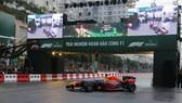 Hàng vạn người hâm mộ trải nghiệm F1 tại Việt Nam