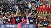 Les Herbiers - Paris Saint Germain 0-2: Không Neymar, PSG vẫn hoàn tất cú ăn ba