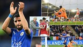 Leicester City - Arsenal 3-1: Arsene Wenger và kỷ lục đáng quên