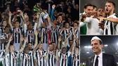 """Juventus - AC Milan 4-0: """"Bà đầm già"""" xứng đáng đăng quang lần thứ 13"""