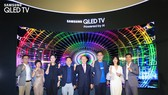 TV Samsung QLED 2018 đẹp và thông minh hơn