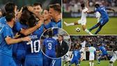 Italia - Ả Rập Saudi 2-1: Balotelli lập cú đúp