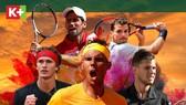 K+ phát sóng Roland Garros