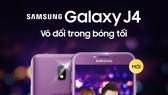 Samsung Galaxy J4 chụp tối hiệu quả