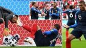 Bảng C, Pháp - Peru 1-0: Mbappe kịp lấy 3 điểm quý giá