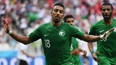 Bảng A, Saudi Arabia - Ai Cập 2-1: Người hùng Salem Al-Dawsari