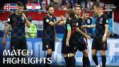 Bảng D, Iceland - Croatia 1-2: Perisic giành 3 điểm quý giá, cứu nguy Argenitna