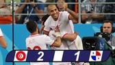 Bảng G, Panama - Tunisia 1-2: Youssef và Khazri giúp Tunisia hiên ngang rời giải