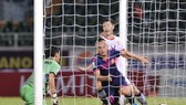 Sài Gòn FC - Nam Định 1-0: Quốc Phương kịp cứu nguy phút 90