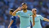 Chelsea - Man City 0-2: Ngày Aguero tỏa sáng, Pep Guardiola giành Community Shield