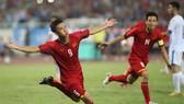 Olympic Việt Nam - Olympic Uzbekistan 1-1: Đức Huy kiến tạo, Văn Đức ghi bàn đẳng cấp