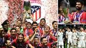 Real - Atletico 2-4: Diego Costa xuất thần, Simeone giành cúp