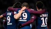 PSG - Angers 3-1: Cavani, Mbappe, Neymar tam tấu nổ súng