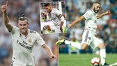 Real Madrid - Leganes 4-1: Ramos đá pen, Bale và Benzema lập siêu phẩm