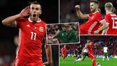 Xứ Wales - CH Ireland 4-1: Lawrence, Gareth Bale, Ramsey, Robert tỏa sáng