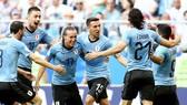 Giao hữu, Mexico - Uruguay 1-4: Jose Gimenez, Gaston Pereiro ghi bàn, Luis Suarez lập cú đúp