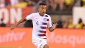 Giao hữu, Mỹ - Mexico 1-0: Tiền vệ Tyler Adams lập công