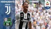 """Juventus - Sassuolo 2-1: Ronaldo """"thông nòng"""", Juve duy trì chuỗi trận toàn thắng"""