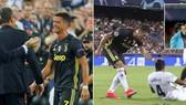Valencia - Juventus 0-2: Ronaldo tức tưởi rời sân, Juve thắng nhờ penalty