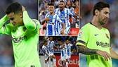 Leganes - Barcelona 2-1: El Zhar, Rodríguez hạ gục Barca trong 1 phút