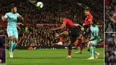 Man United - Newcastle 3-2: Mata, Martial, Sanchez xuất thần, Mourinho bớt lâm nguy