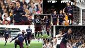 Fulham - Arsenal 1-5: Đại tiệc bộ 3 Lacazette, Ramsey, Aubameyang