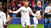 Pháp - Iceland 2-2: Mbappe chữa thẹn nhà vô địch World Cup