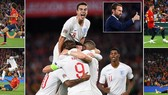 Tây Ban Nha - Anh 2-3: Sterling lập cú đúp, Rashford cũng khoe tài