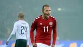 Đan Mạch - Áo 2-0: Lukas Lerager, Martin Braithwaite ấn định chiến thắng