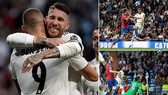 Real Madrid - Viktoria Plzen 2-1: Benzema và Marcelo giải vận cho HLV Lopetegui