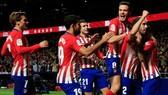Atletico - Sociedad 2-0: Griezmann tịt ngòi, bộ đôi hậu vệ Godin - Luis lên tiếng