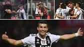 AC Milan - Juventus 0-2: Mandzukic, Ronaldo tỏa sáng, Higuain nhận thẻ đỏ