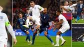 Anh - Mỹ 3-0: Lingard, Alexander-Arnold.Wilson tặng quà chia tay Rooney