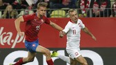 Ba Lan - CH Séc 0-1: Jakub Jankto lập công