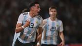 Argentina- Mexico 2-0: Vắng Messi, Mori ghi bàn, Brizuela phản lưới nhà