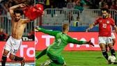 Ai Cập - Tunisia 3-2: Trezeguet, Baher ghi bàn, Salah ấn định chiến thắng