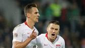 Bồ Đào Nha - Ba Lan 1-1: Andre Silva mở tỷ số, Arkadiusz Milik cầm chân chủ nhà