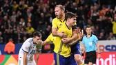 Thụy Điển - Nga 2-0: Sao Man United Victor Lindelof ghi bàn, Marcus Berg ấn định chiến thắng
