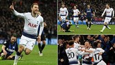 Tottenham - Inter 1-0: Christian Eriksen tỏa sáng phút 80
