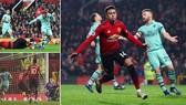 Man United - Arsenal 2-2: Mustafi, Lacazette ghi bàn, Martial, Lingard níu chân HLV Unai Emery