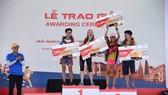 Giải Marathon Quốc tế TPHCM Techcombank 2018: Quyên góp giúp cộng đồng trên 900 triệu đồng