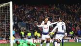 Barcelona - Tottenham 1-1: Harry Kane, Son Heung-Min tịt ngòi, Lucas Moura làm người hùng