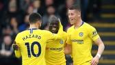 Crystal Palace - Chelsea 0-1: David Luiz kiến tạo, Kante ghi bàn đẹp mắt, HLV Sarri có thêm 3 điểm