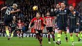 Southampton - Man City 1-3: David Silva mở màn, Ward-Prowse đốt lưới, Aguero ấn định chiến thắng