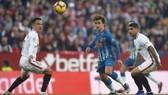 Sevilla - Atletico 1-1: Ben Yedder mở tỷ số, Griezmann kịp gỡ hòa