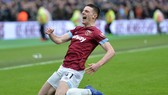 West Ham - Arsenal 1-0: Declan Rice ra chân chớp nhoáng hạ Pháo thủ